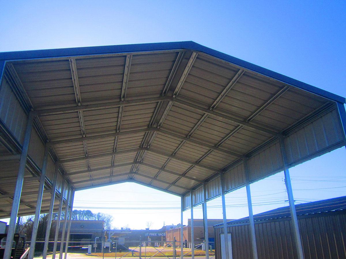 Bulls Eye Buildings Metal Storage Buildings In